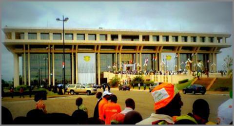 Fondatio Félix Houphouet-Boigny de Yamoussoukro