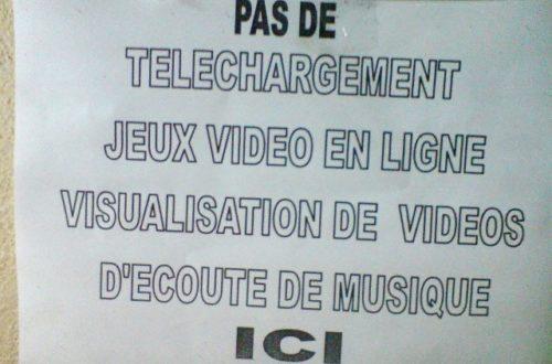 Article : Abidjan des Cybercafés pas comme les autres