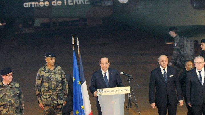 Hollande-bangui