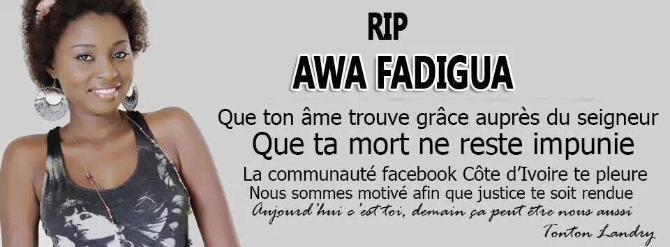 image de la communauté facebook Côte-d'Ivoire (source facebook)