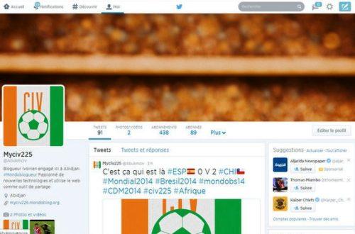 Article : Quand twitter lance les #Hashflags et le nouveau profile du Mondial 2014 !