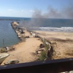 Gaza-missil-israel