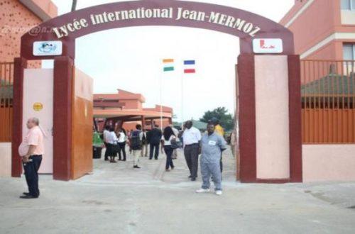 Article : La réouverture du lycée français Jean Mermoz d'Abidjan : un autre pari gagné