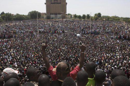 Article : Afrique : et si la chute de Blaise Comparé était le début du printemps subsaharien