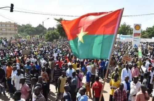 Article : Burkina-Faso de quelle révolution parle-t-on après la chute de Blaise ?