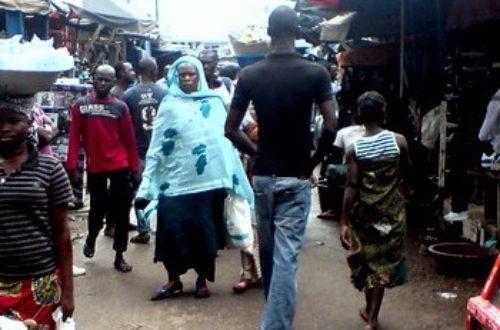 Article : Abidjan : bienvenue au «black-market» le mythique centre commercial d'Adjamé