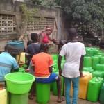l'eau potable une denrée rare à abidjan