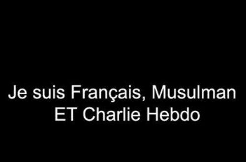 """Article : Moi je suis musulman je ne peux pas être hypocrite et dire """"Je suis Charlie"""""""