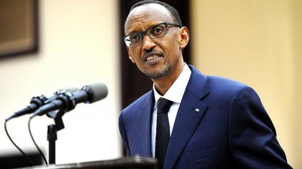 Paul Kagame-rwanda afrique