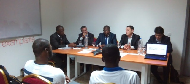 Echange entre la cellule digital et les Membre du comité de pilotage de la FrenchTechAbidjan