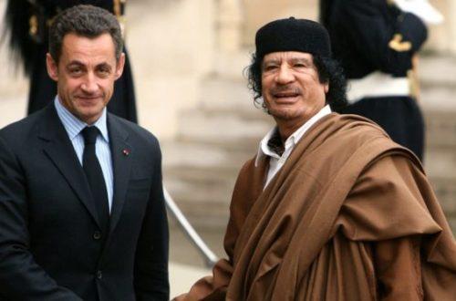 Article : La mort du guide Libyen Mouammar Kadhafi, 5ans après : et les assassins ?