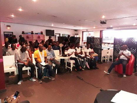 MeetUp UNBCI - CAIDP l'accès aux l'informations publics, un moyen de contrôle citoyen