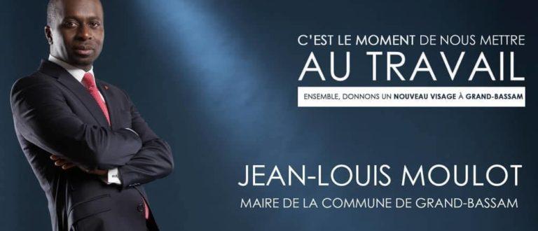 Article : Qui est M. Jean-Louis MOULOT, le nouveau maire de la ville historique de Grand-Bassam